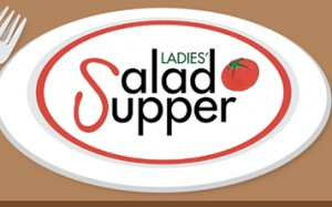 ladies salad supper
